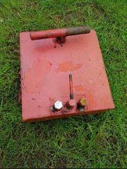 Hydraulik Handpumpe gebraucht