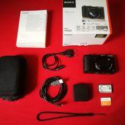 TOP Zustand Sony DSC-HX60 Zubehör