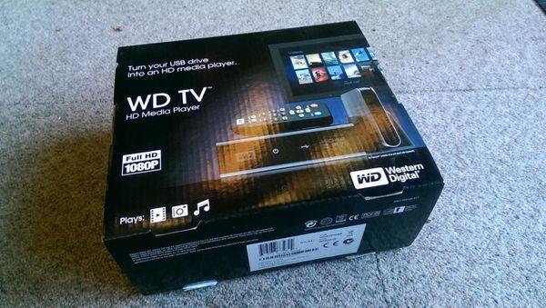 Western Digital TV HD Media