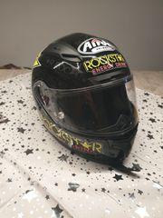 Motorradhelm Airoh Rockstar Carbon