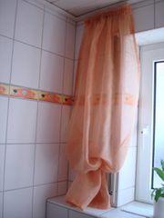 Raffschal Gardine Vorhang mit Automatikfaltenband