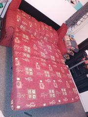 2er Sofa mit Ausziehfunktion