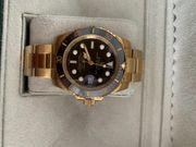 Rolex Gold Uhr Automatik