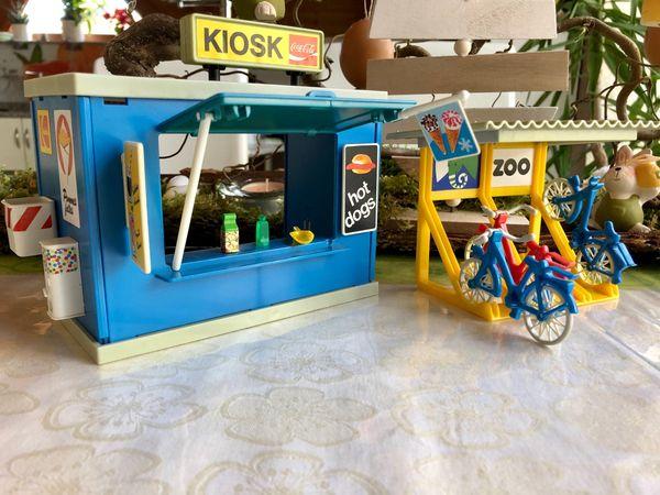 Playmobil Kiosk 3418
