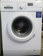 Waschmaschine Siemens 44cm tief
