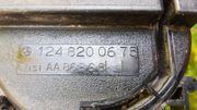 Mercedes W124 Motor elektrische Antenne