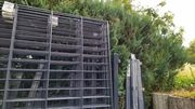 Zaun Metall 20 Meter