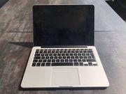 MacBook Pro Retina 13-inch Mid