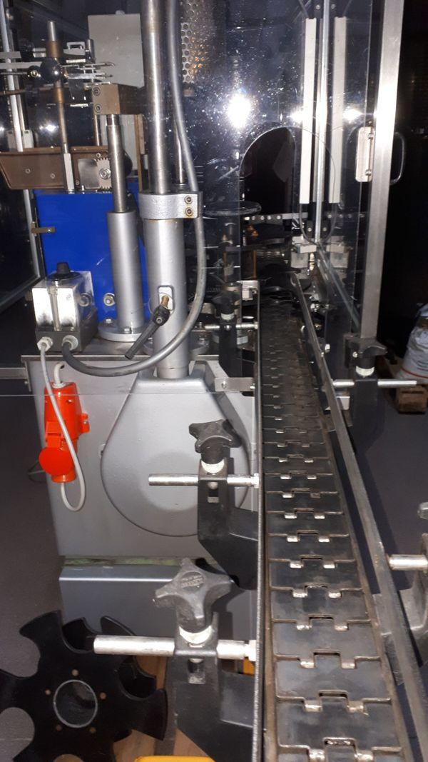 MAG Nassleim Etiketiermaschine für 1