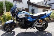 Motorrad Yamaha XJR1300 50Jahre Edition
