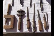 Werkzeug Vintage antik Deko Requisite