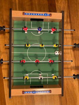 Fußballtisch klein: Kleinanzeigen aus Rankweil - Rubrik Spiele, Automaten