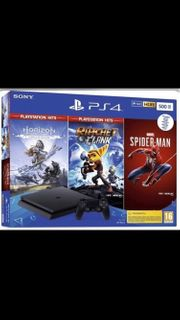 PlayStation 4 Slim 500GB 3