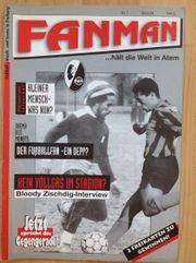 Fanman Nr 1 März 1995
