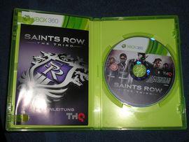 Xbox 360 - XBOX 360 SAINTS ROW THE