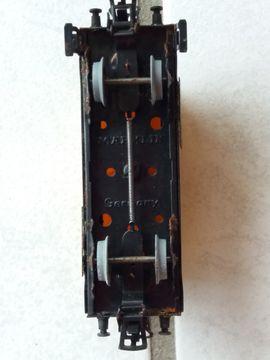Bild 4 - Märklin Modelleisenbahn Kesselwagen Shell 4502 - Olching
