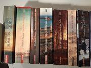 Bücher diverse Krimis Liebesromane und