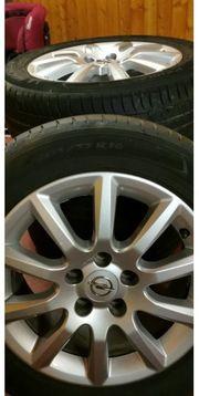Opel Sommerreifen 16 Zoll auf