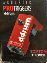 2 x DDrum DDTT Pro