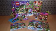 Lego Friends Dschungelrettungsbasis 41038