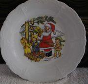 Hutschenreuther-Weihnachtsjahresteller