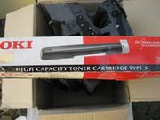 OKI - HIGH CAPACITY TONER CARTRIDGE