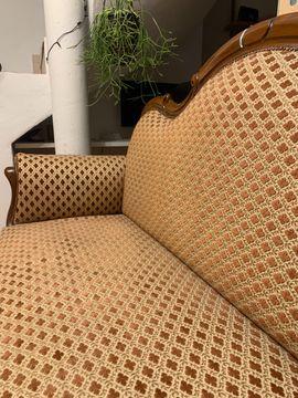 Bild 4 - Sofa - Biedermeier Chippendale Style - Norheim