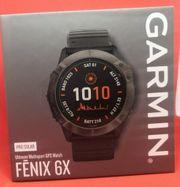 Garmin Fenix 6X Pro Solar
