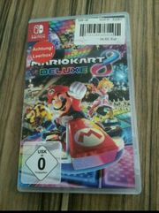 Mariokart 8 Deluxe Switch