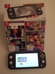 Nintendo Switch Lite 2 Spiele