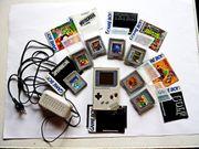 Nintendo Game BOY original mit