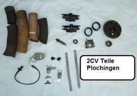 Bild 4 - Citroen 2CV Ente Teile - Plochingen