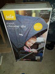Joie Kombi-Kinderwagen Chrome DLX