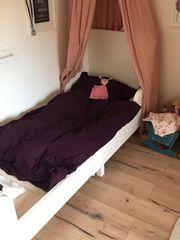 Mitwachsendes Kinderbett IKEA