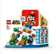 Lego Mario starter set komplett