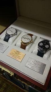 IWC Set Portugieser Limited Box