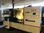 Wagner S 200 Lathe Drehmaschine