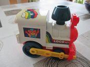 Verkaufe 1 schöne Spielzeugeisenbahn - wenig