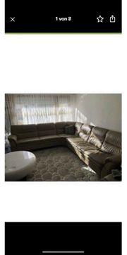 Designer Couch mit Bettfunktion von