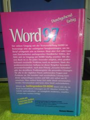 Computer Buch Word 97