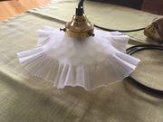 Original Jugendstil-Lampe mit Fassung