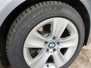 Winterreifensatz BMW 520 D