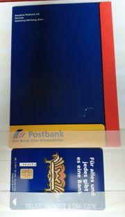 Telefonkarte Postbank O257 05 99