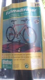 Fahrrad-Dach-Träger