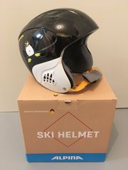 Skihelm Alpina Kinder