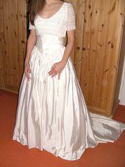 Belle Paris-Hochzeitskleid champagnerfarben Gr 36