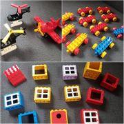 Lego Duplo Flugzeug Anhänger Fenster