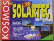 4 Experementierkästen von Kosmos Solar
