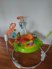 Fisher Price Jumperoo activity center