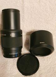 original Sony Zoom Objektiv